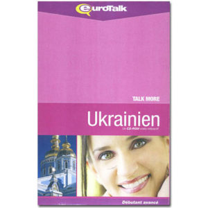 UKRAINIEN, un Cd-Rom interactif (Talk More)