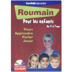 Le ROUMAIN pour les enfants de 4 à 7 ans (EuroTalk)