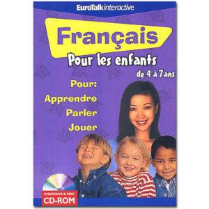 FRANCAIS pour les enfants de 4 à 7 ans (EuroTalk)