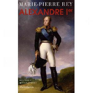 Rey Marie-Pierre : Alexandre Ier (tsar de Russie) (A1)