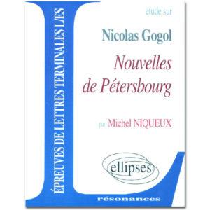 GOGOL : Nouvelles de Pétersbourg (Résonances)
