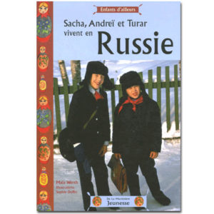 Sacha, Andreï et Turar vivent en Russie