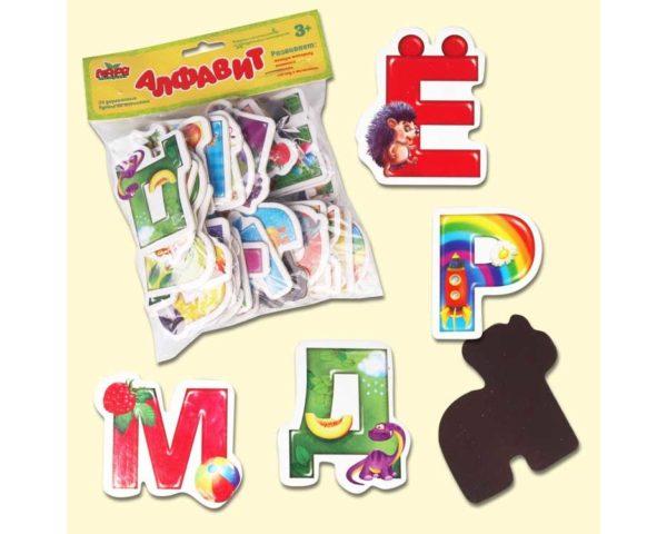 """Lettres magnétiques """"Alphabet russe"""" (Y8898512346)"""