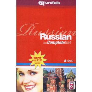 * Parlez Russe – Ensemble complet RUSSE, 5 cd-rom !!!