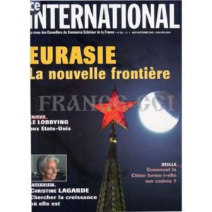 CCE International 'Eurasie, la nouvelle frontière