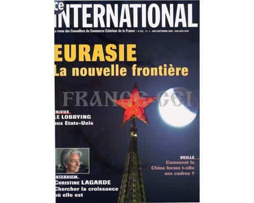 CCE International 'Eurasie, la nouvelle frontière