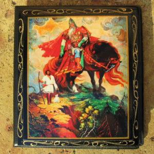Porte-cartes de visite collector Conte russe (Z17CLV9)
