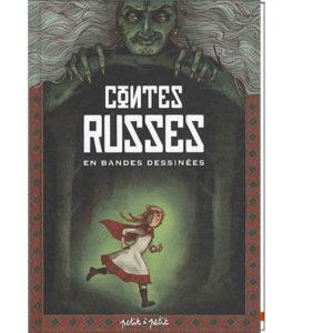 Contes russes en bandes dessinées (BD russe)