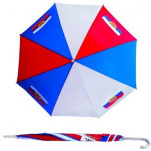 """Parapluie russe """"La Russie"""" (YFA-00010)"""