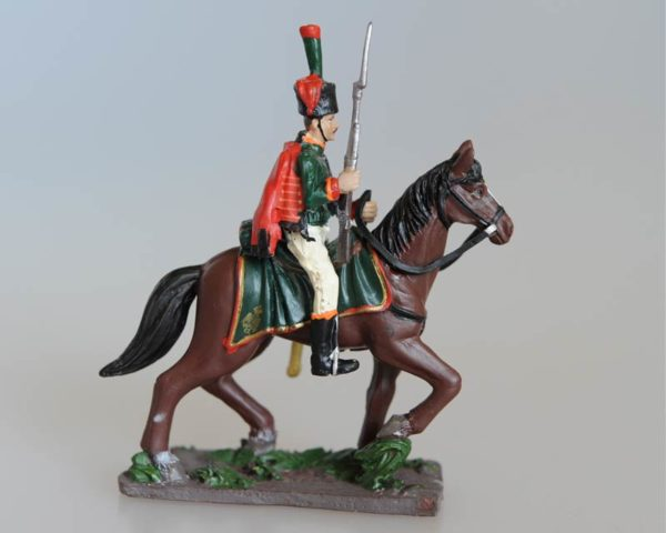 Figurine Guerres Napoléonniennes, Cavalerie (FIG50)