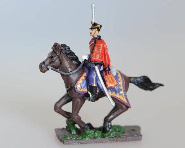 Figurine Guerres Napoléonniennes, Cavalerie (FIG51)