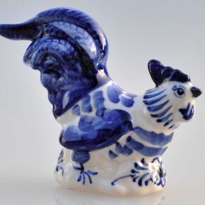 Porcelaine de Ghzel – Coq