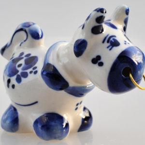 Porcelaine de Ghzel – Vache