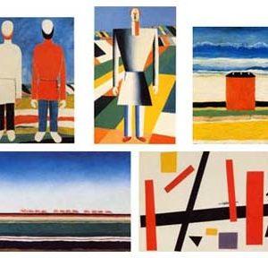 Cartes postales Malevitch -Edition spéciale