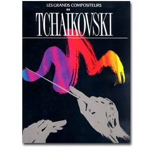 Livre album Les grands compositeurs russes: Tchaïkovski (F6)