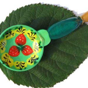 Magnet 'La cuilère russe' Verte