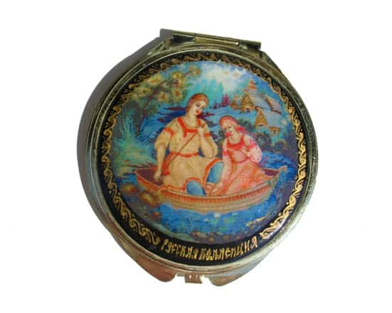 Mr6 Miroir artisanat russe 'Collection russe'