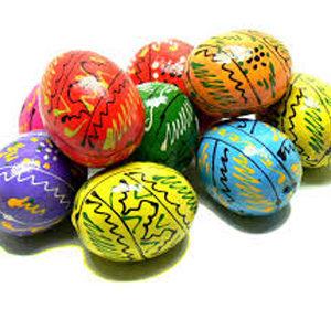 ouk3 – Petit oeuf ukrainien de Pâques