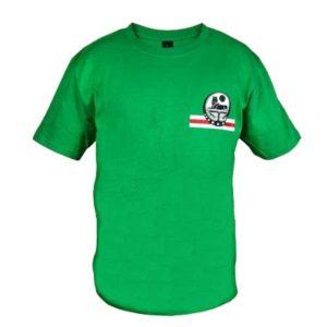 TSI15XXL – T-shirt vert 'La Tchétchénie' Taille XXL