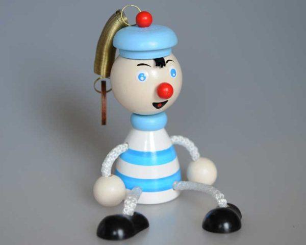 Marin sur ressort, jouet de Voznessensk (VOZN07)