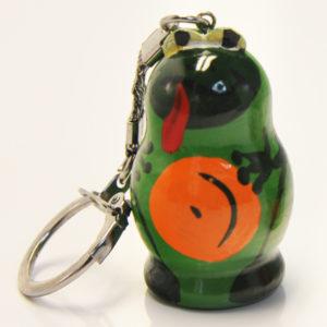 Porte-clé grenouille (ZNAK3)