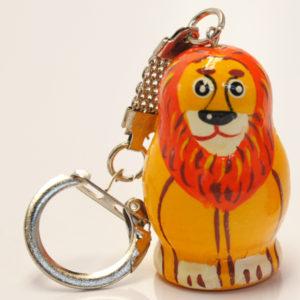 Porte-clé lion (ZNAK3)