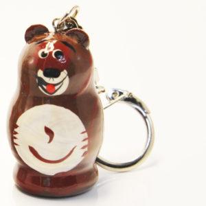 Porte-clé ours (ZNAK3-2)