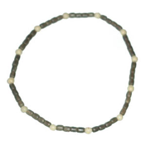 Collier en bois 'ras de cou' H/F (AA3-bcbr14)