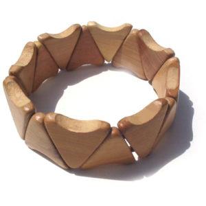 Bracelet en bois (AA1-bra105)