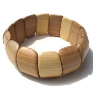 Bracelet en bois (AA1-bra106)
