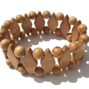 Bracelet en bois (AA1-bra107)
