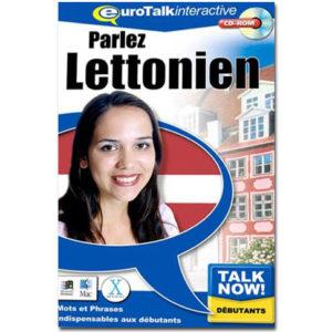 Cours de LETTON pour débutants (Talk Now)