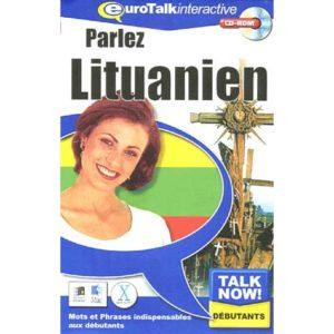 Cours de LITUANIEN pour débutant (Talk Now)