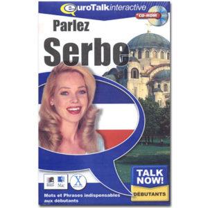 Serbe – PARLEZ SERBE pour débutants (Talk Now)