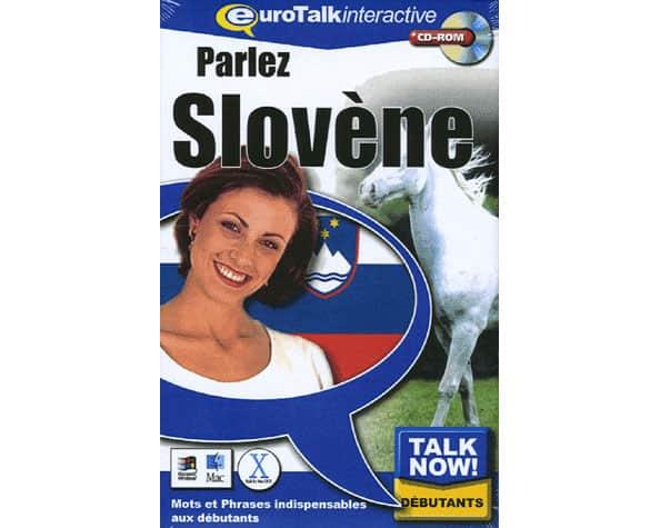Cours de SLOVENE pour débutants (Talk Now)