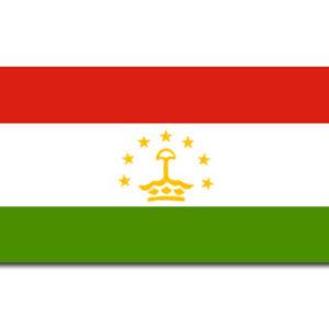 Drapeau / Pavillon du Tadjikistan – 100 x 150 cm