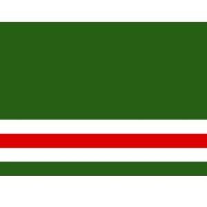 Drapeau de la République autonome tchétchène – 90X150