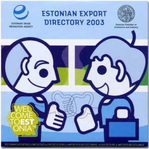 esto11 – Estonie Export Directory 2003 Cd-Rom