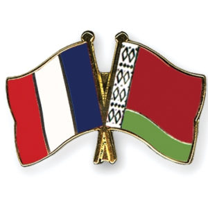 Pin's France – Belarus