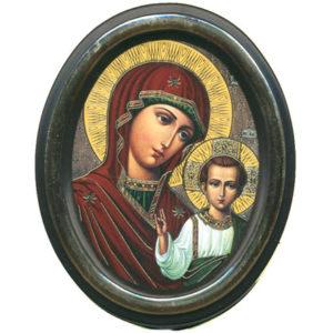 ico02 – Icône de la Vierge de Kazan