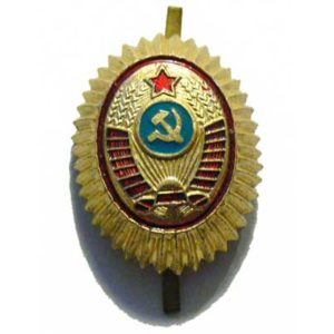in11 – Insigne soviétique de l'Armée rouge