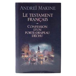 Le testament français (Andreï Makine)