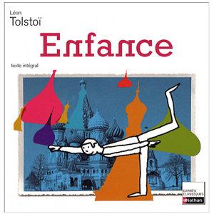 Tolstoï Léon – Enfance (Livret pédagogique)