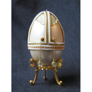 of15213 – Oeuf écrin style Fabergé