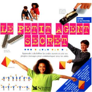Coffret 'LE PETIT AGENT SECRET'