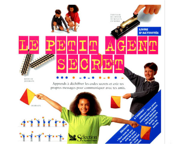Coffret 'LE PETIT AGENT SECRET'