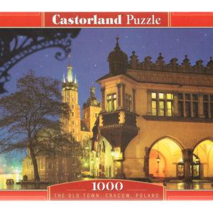 Puzzle 1000 pièces – Cracovie (Pologne)