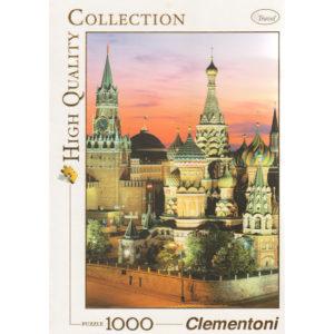 Puzzle 1000 pièces – Moscou