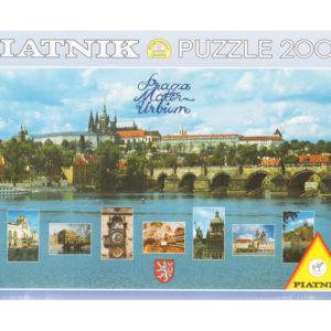 Puzzle 2000 pièces – Prague