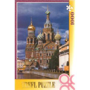 Puzzle 1000 p. Cathédrale Sainte-Trinité, St Pétersbourg
